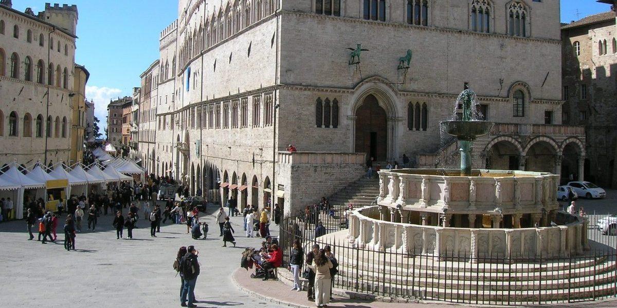 Weekend a Perugia cosa vedere