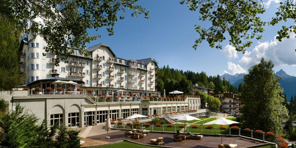 Estate all'insegna del gusto vacanza a Cortina al Cristallo Resort & SPA