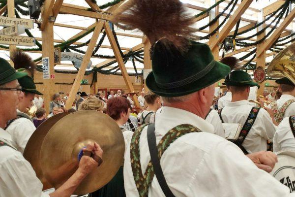 Dove fanno l'Oktoberfest a Monaco