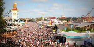 Oktoberfest a Monaco di Baviera quando inizia?
