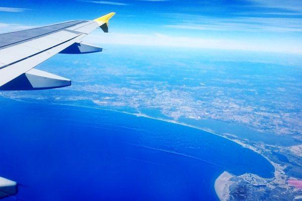 i migliori posti da visitare in aereo