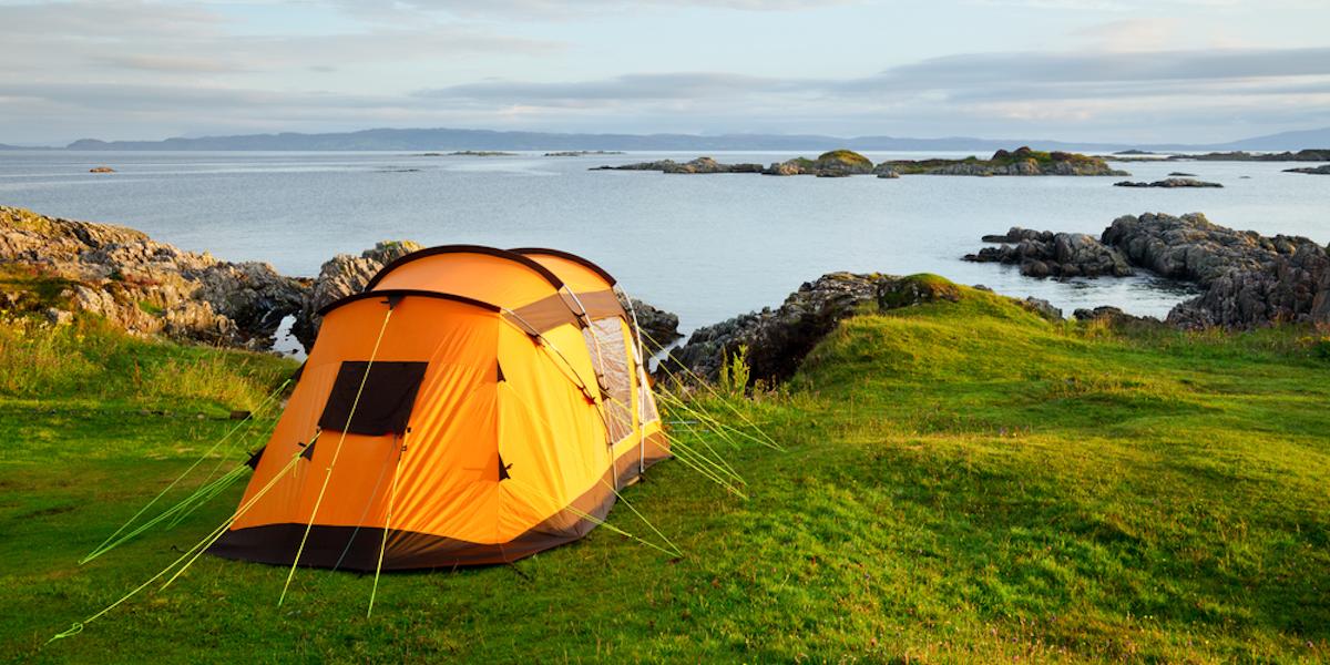 Esperienza camping: quale tenda da campeggio scegliere?