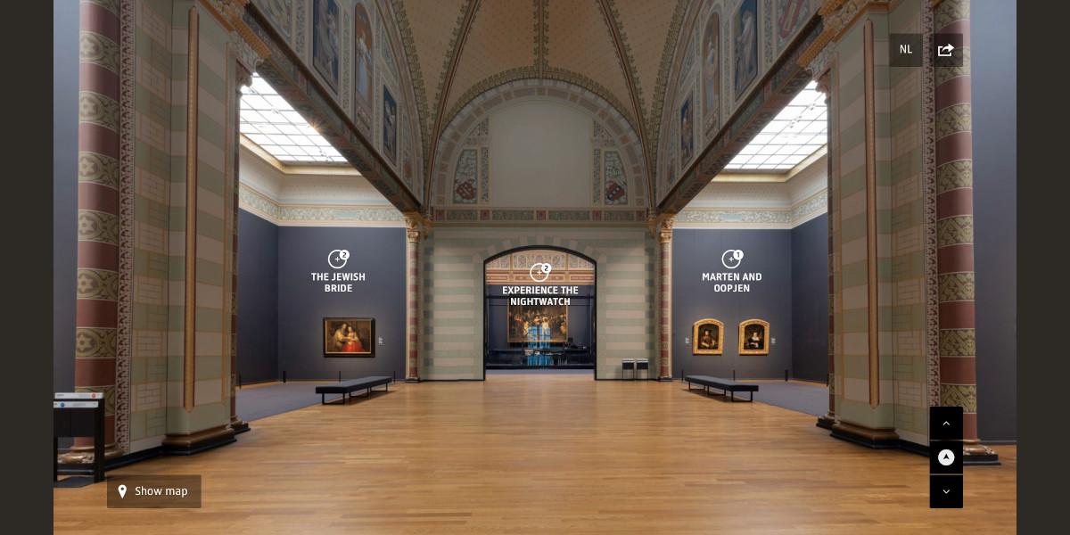 10 modi per visitare il Rijksmuseum senza uscire di casa